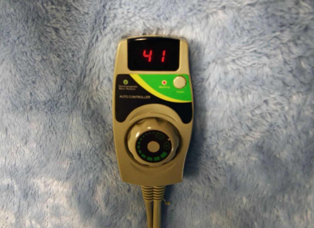ver-infrarood-deken-mat-bediening