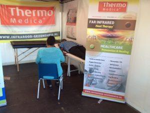 infrarood warmtetherapie promotie op Milan Den Haag